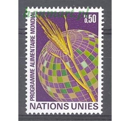 Znaczek Narody Zjednoczone Genewa 1971 Mi 17 Czyste **