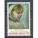 Narody Zjednoczone Genewa 1971 Mi 21 Czyste **