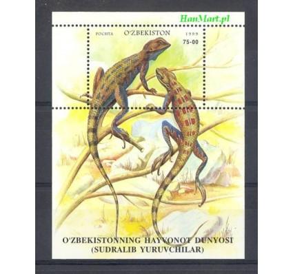 Uzbekistan 1999 Mi bl 22 Czyste **