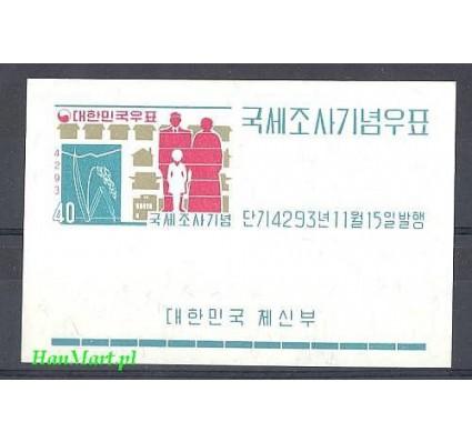 Znaczek Korea Południowa 1960 Mi bl 155 Czyste **
