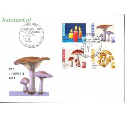 Znaczek Szwajcaria 1994 Mi 1536-1539 FDC