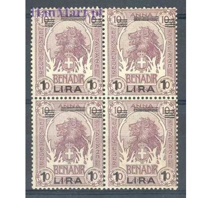 Znaczek Somaliland Włoski 1926 Mi vie 81 Czyste **
