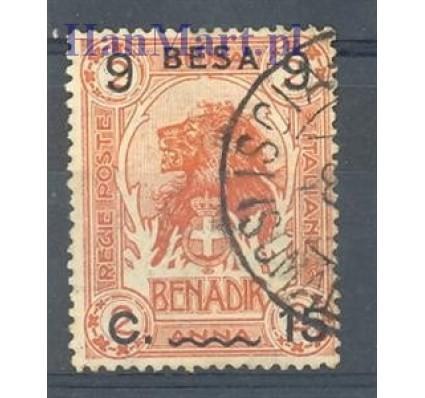 Znaczek Somaliland Włoski 1922 Mi 26 Stemplowane