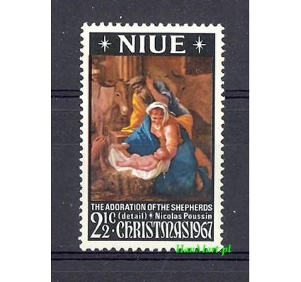 Znaczek Niue 1967 Mi 97 Czyste **