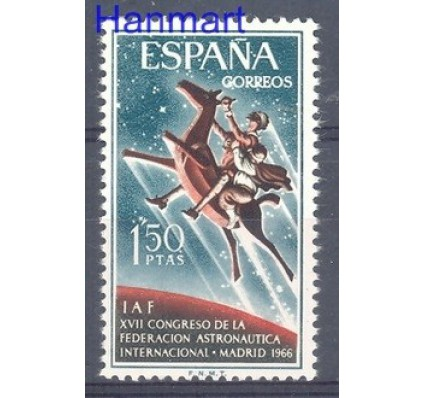 Znaczek Hiszpania 1966 Mi 1644 Czyste **