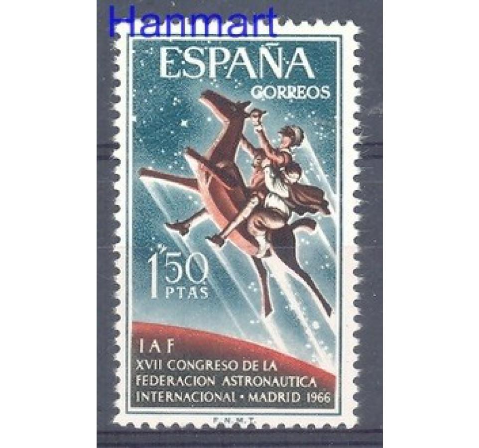 Hiszpania 1966 Mi 1644 Czyste **