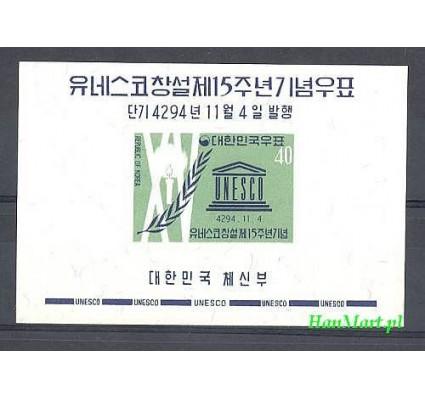Korea Południowa 1961 Mi bl 169 Czyste **