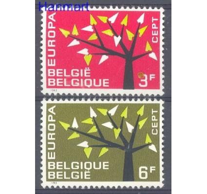 Znaczek Belgia 1962 Mi 1282-1283 Czyste **