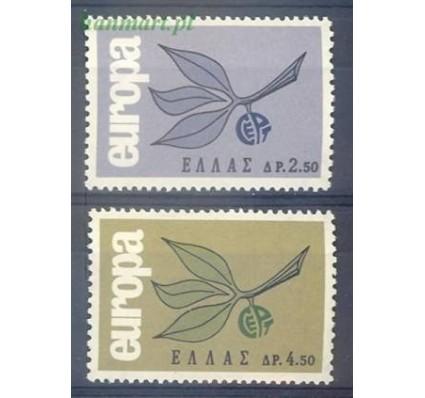 Znaczek Grecja 1965 Mi 890-891 Czyste **