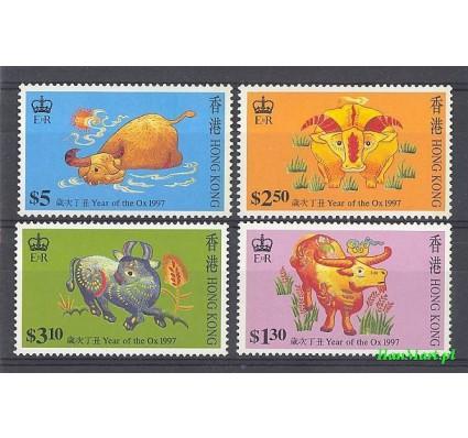 Hong Kong 1997 Mi 785-788 Czyste **