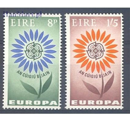 Znaczek Irlandia 1964 Mi 167-168 Czyste **
