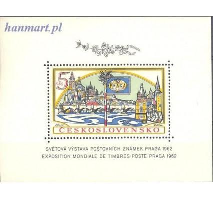 Znaczek Czechosłowacja 1962 Mi bl 18 Czyste **