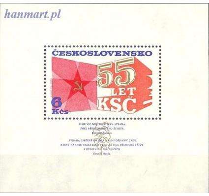 Znaczek Czechosłowacja 1976 Mi bl 32 Czyste **