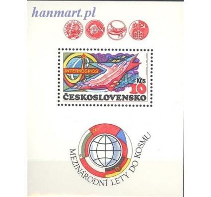 Znaczek Czechosłowacja 1980 Mi bl 40 Czyste **