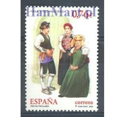 Znaczek Hiszpania 2003 Mi 3814 Czyste **