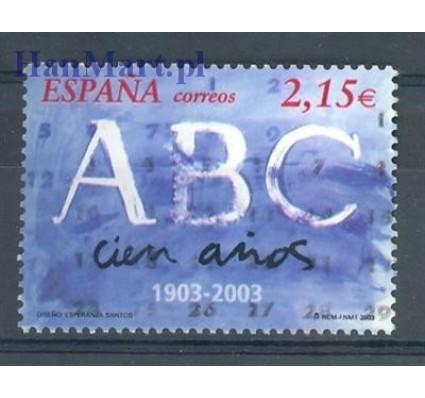 Znaczek Hiszpania 2003 Mi 3819 Czyste **