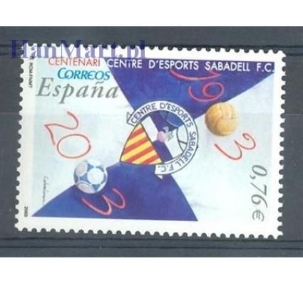 Znaczek Hiszpania 2003 Mi 3852 Czyste **