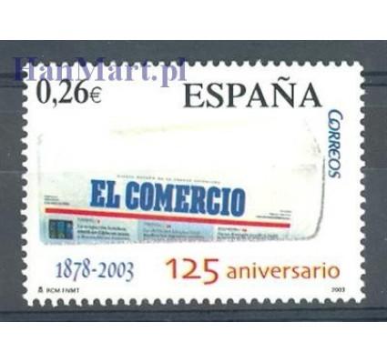 Znaczek Hiszpania 2003 Mi 3874 Czyste **