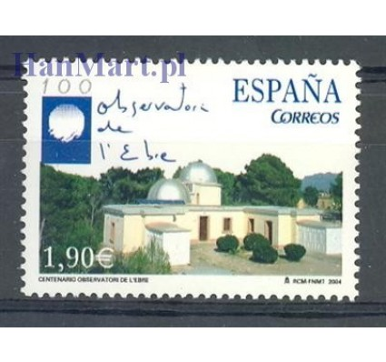 Znaczek Hiszpania 2004 Mi 4000 Czyste **