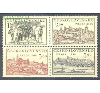 Znaczek Czechosłowacja 1950 Mi 630-633 Czyste **