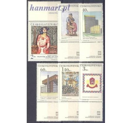 Znaczek Czechosłowacja 1968 Mi 1792-1797 Czyste **