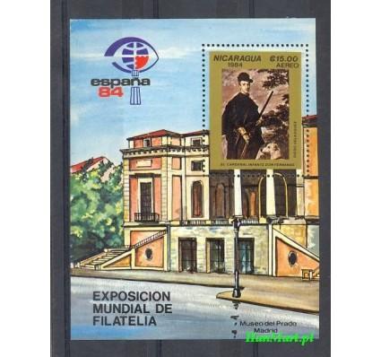 Nikaragua 1984 Mi bl 157 Czyste **
