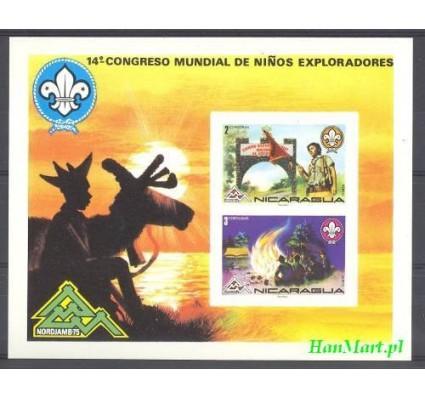 Nikaragua 1975 Mi bl 87 Czyste **