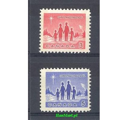 Kanada 1964 Mi 379-380 Czyste **