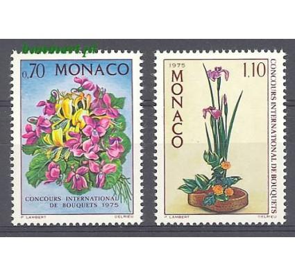 Znaczek Monako 1974 Mi 1141-1142 Czyste **
