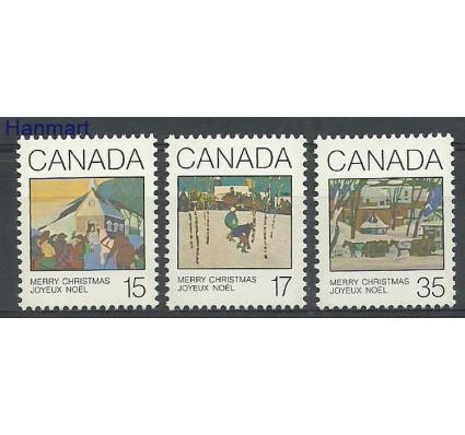 Znaczek Kanada 1980 Mi 781-783 Czyste **