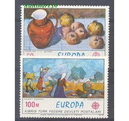 Znaczek Cypr Północny 1975 Mi 23-24 Czyste **