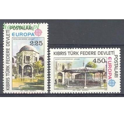 Znaczek Cypr Północny 1978 Mi 55-56 Czyste **