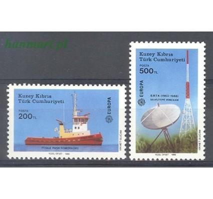 Znaczek Cypr Północny 1988 Mi 223-224 Czyste **