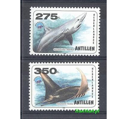 Znaczek Antyle Holenderskie 1998 Mi 978-979 Czyste **