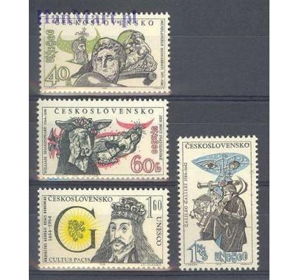 Znaczek Czechosłowacja 1964 Mi 1459-1462 Czyste **