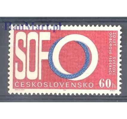 Znaczek Czechosłowacja 1965 Mi 1551 Czyste **