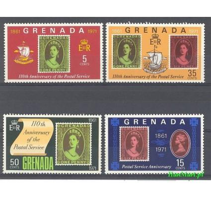 Znaczek Grenada 1971 Mi 418-421 Czyste **