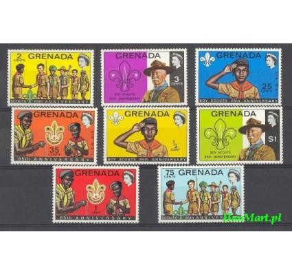 Grenada 1972 Mi 488-495 Czyste **