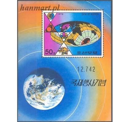 Znaczek Korea Północna 1976 Mi bl 28 Czyste **