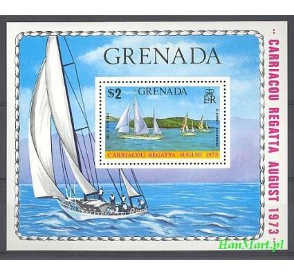 Grenada 1973 Mi bl 29 Czyste **