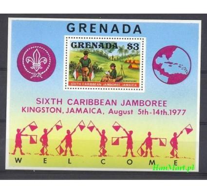 Grenada 1977 Mi bl 65 Czyste **