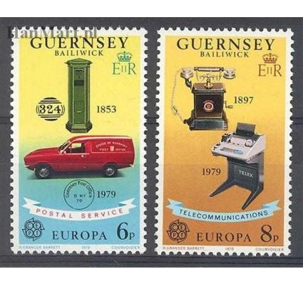 Znaczek Guernsey 1979 Mi 189-190 Czyste **