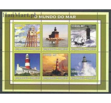 Mozambik 2002 Mi 2716-2721 Czyste **