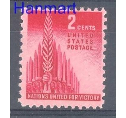 Znaczek USA 1943 Mi 510 Czyste **