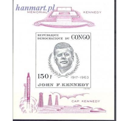 Znaczek Kongo Kinszasa / Zair 1966 Mi bl 11 Czyste **