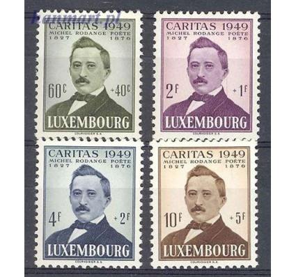 Znaczek Luksemburg 1949 Mi 464-467 Z podlepką *