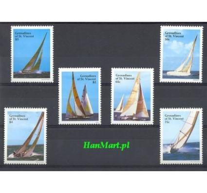 Grenadines of St Vincent 1988 Mi 570-575 Czyste **