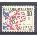 Czechosłowacja 1968 Mi 1773 Czyste **