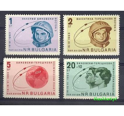 Bułgaria 1963 Mi 1394-1397 Czyste **