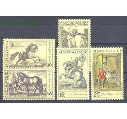 Znaczek Czechosłowacja 1969 Mi 1870-1874 Czyste **
